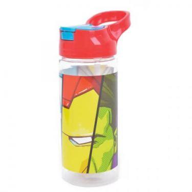 בקבוק פלסטיק 470 מל פיה מתקפלת - הנוקמים | חנות מקוונת ALONIT